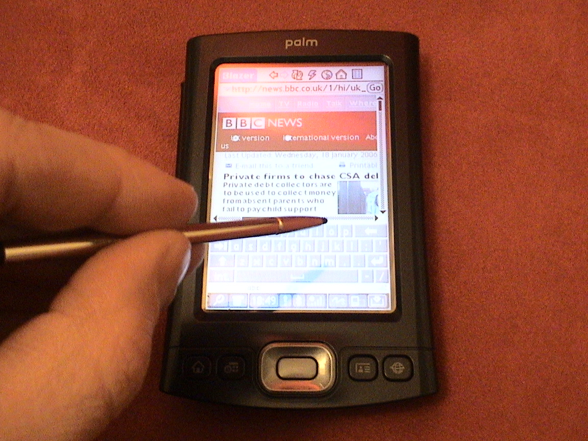 The Main Features Offered by Palm OS Software