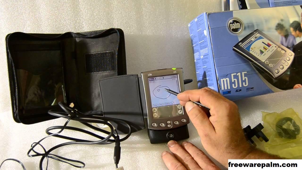 Menghidupkan kembali perangkat Palm OS
