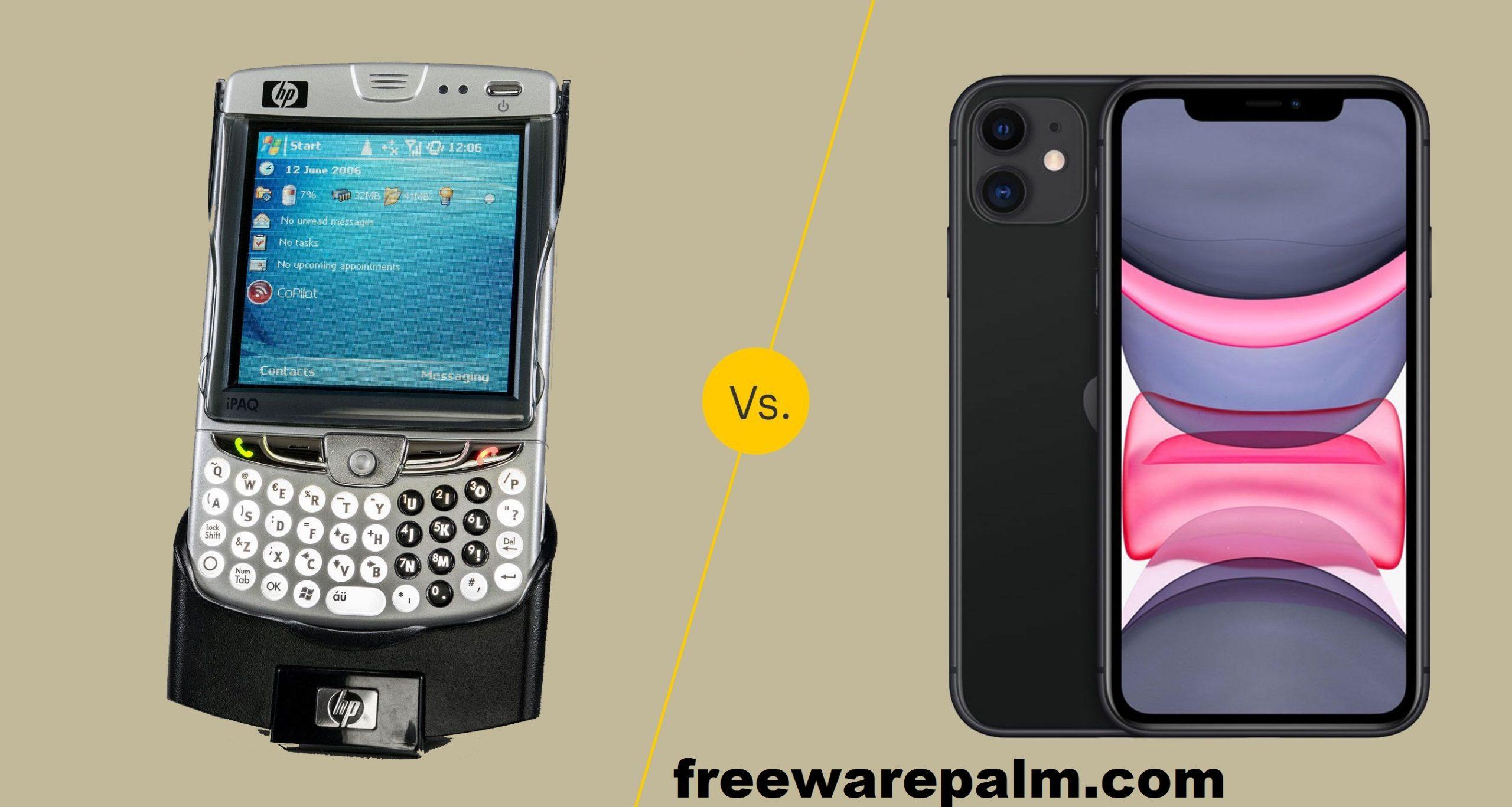 PDA Dengan Smartphone Manakah Yang Terbaik?