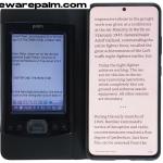 Ulasan Telepon Palm OS Untuk Masalah Yang Sangat Modern